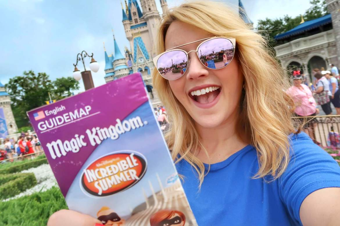 Incredible Summer at Disney World Magic Kingdom