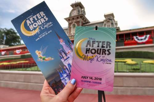 Disney After Hours event at Magic Kingdom