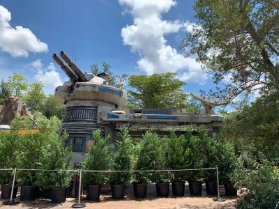 RISE PF THE RESISTANCE OPENING DATE STAR WARS GALAXY'S EDGE IN WALT DISNEY WORLD ORLANDO