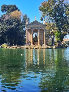 Villa Borghese 2 dage i Rom