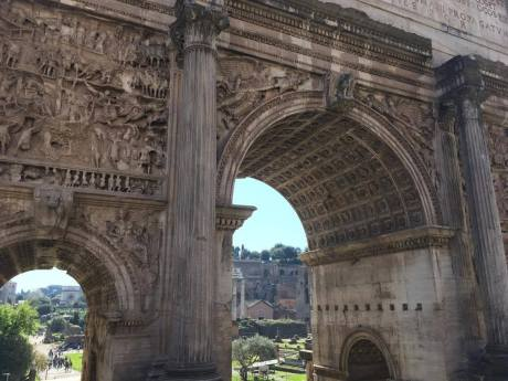 Forum Romanum 2 dage i Rom