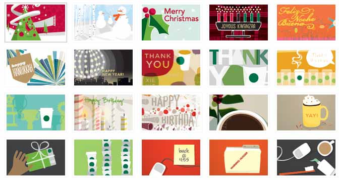 Starbucks HOT Gift Card Promotion Get 25 In Cards For Only