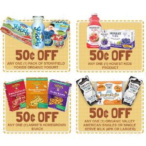 image about Organic Valley Coupons Printable identify 4 fresh Organic and natural Foodstuff printable discount codes for young children!!! - Dwelling