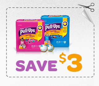 photograph about Printable Coupon $3 Off Pull Ups referred to as Fresh $3 off Huggies Pull Up coupon + Walmart Predicament