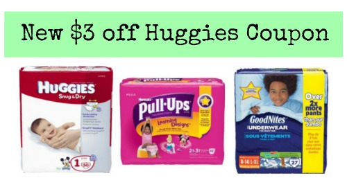 photograph relating to Printable Coupon $3 Off Pull Ups identified as huggies coupon Archives - Dwelling Stylish Mother
