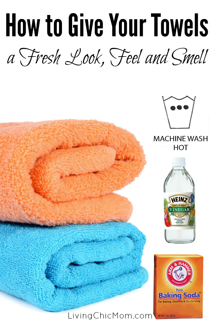 How To Give Your Towels A Fresh Look Feel And Smell