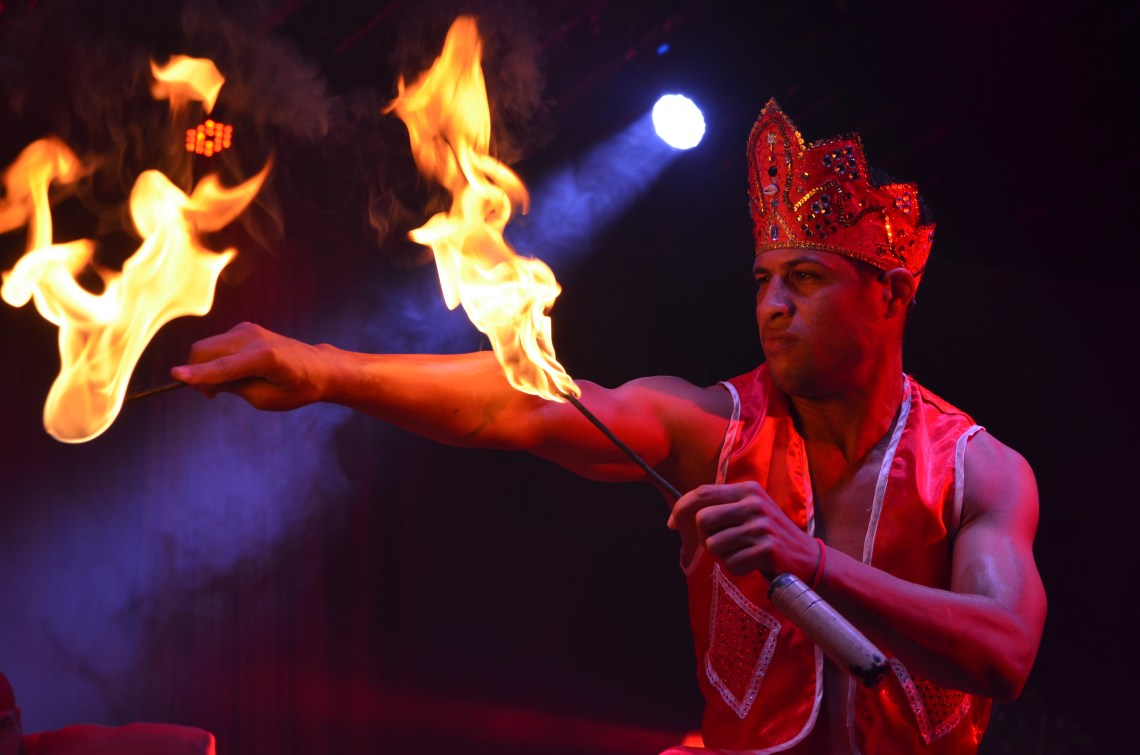 Afro-Cuban Dance Performer, Celestyal Cruises