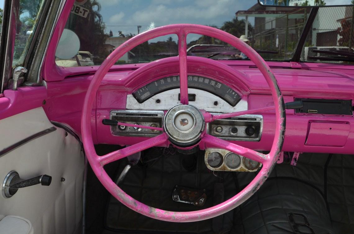 1958 Ford Fairlane, Havana, Cuba