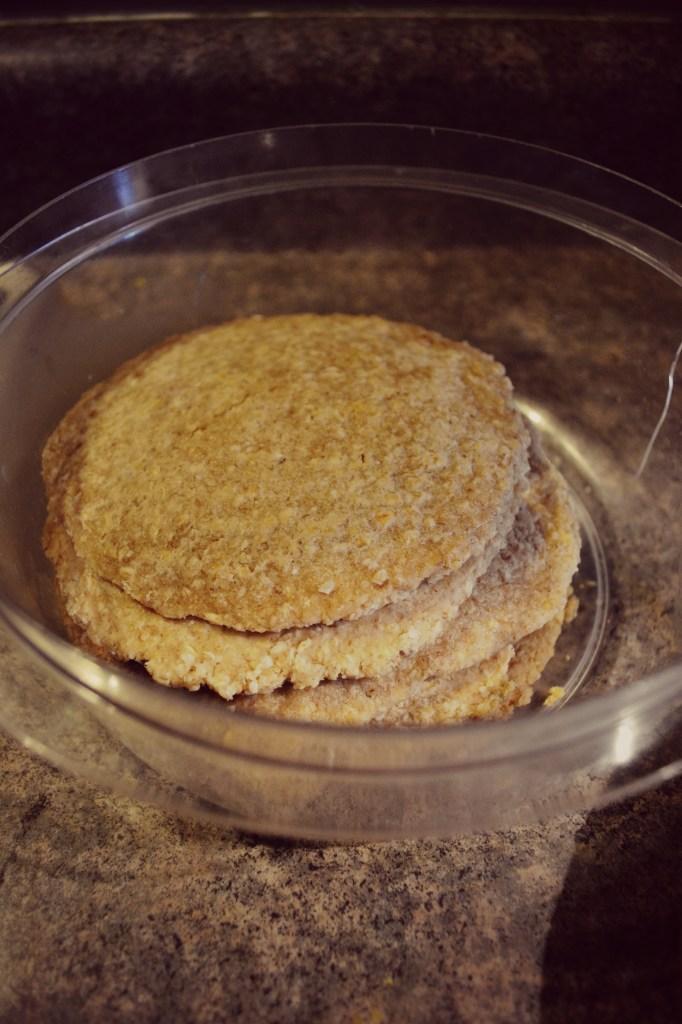 oat tortillas