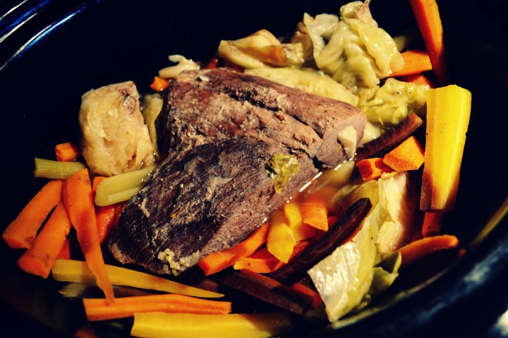 deer roast