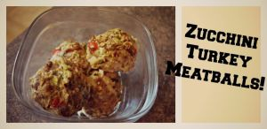 zucchini turkey meatballs pic