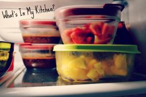What's In My Kitchen