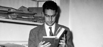 Writer Italo Calvino