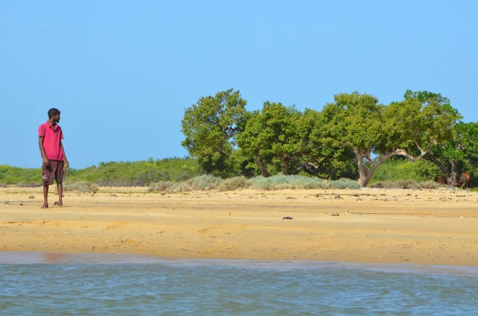 Puttalam Lagoon - Sri Lanka