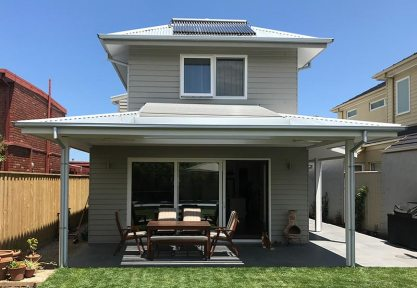 Glover Residence by Living Colour Studio - architect, architectural services, home design, residential alterations, residential additions or residential developments in Gippsland and Melbourne.