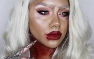 vitiligo makeup artist