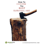 Use a Survival Axe Like Outdoor Survival Expert Ray Mears