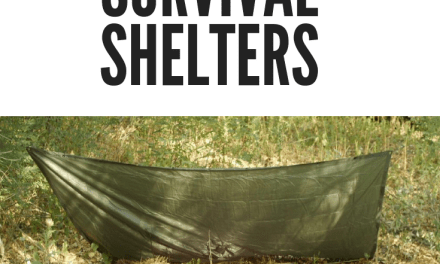 Survival Shelters-How To Build A Shelter In The Woods