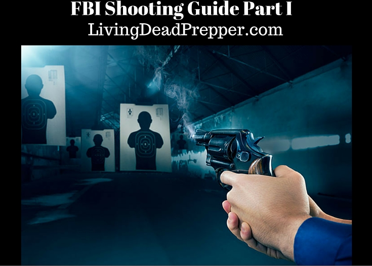 The FBI's Pistol Marksmanship Training Video-Part 1