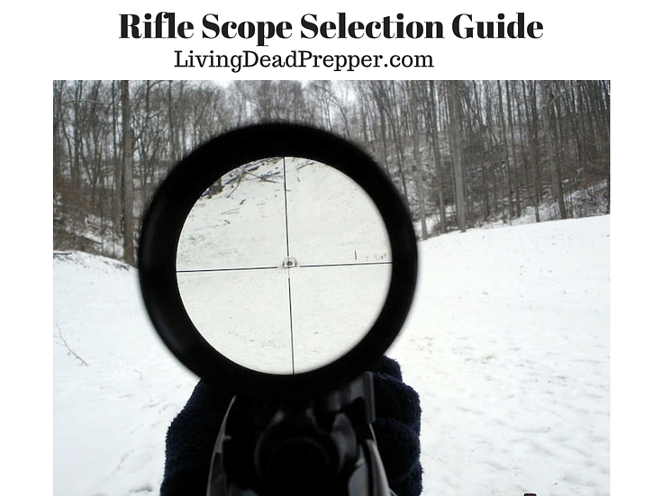 Attention: Read This Before You Buy A Rifle Scope