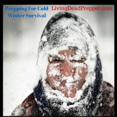 Cold Winter Survival Prepping