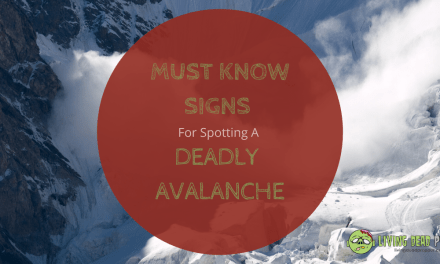 Must Know Signs For Spotting A Deadly Avalanche