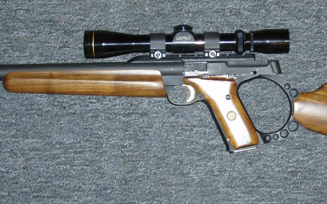 .22 Rifle-An Excellent Training Gun