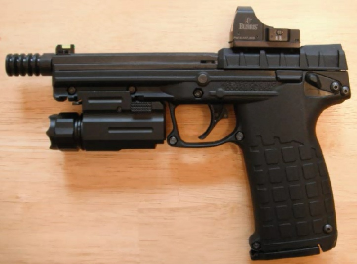 Kel-Tec PMR-30 Review: Is this the World's Most Deadliest Handgun?