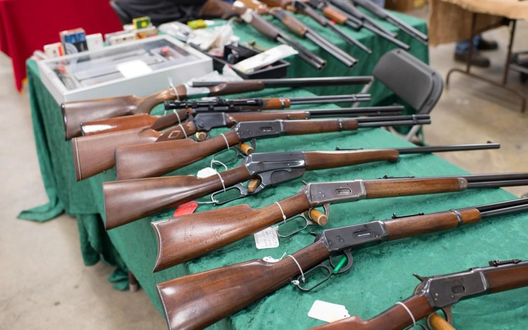 California Gun Shows Under Siege!