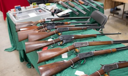 California Gun Shows Under Siege!