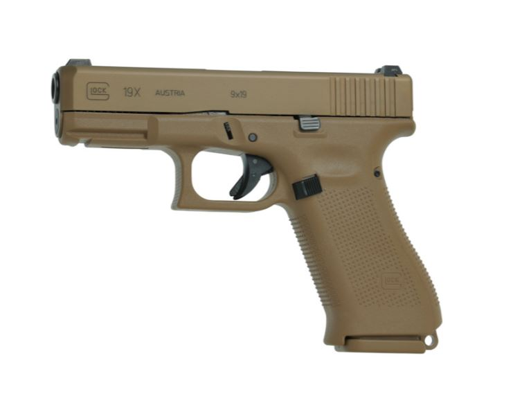 100,000 Glock G19X Pistols Are Now Available
