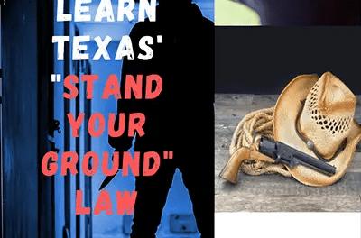 A Texas Self Defense Primer