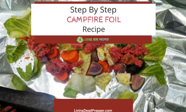 Step-By-Step Campfire Foil Recipe