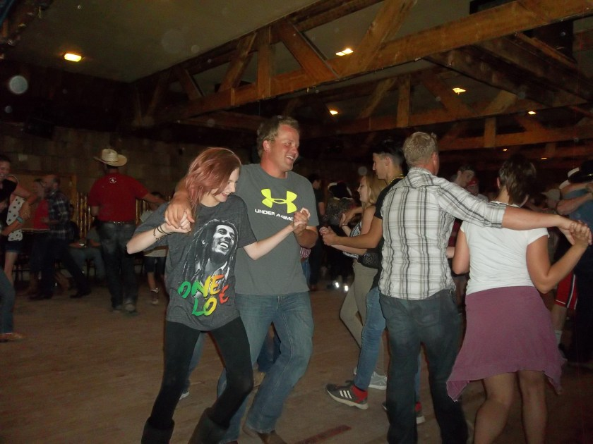Square dance Dubois WY