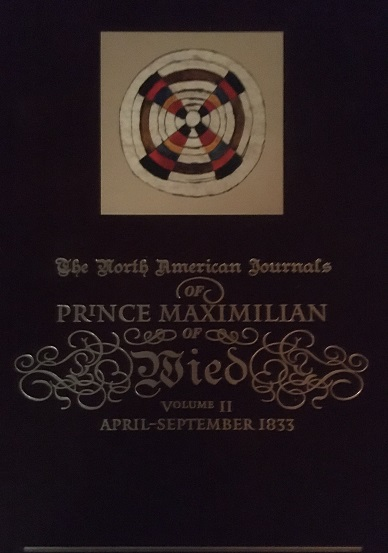 Cover of book by Prince Maximilian von Wied