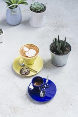 Espresso & Latte