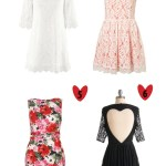 Sweet and Sexy – Valentine Wardrobe