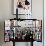 An Enviable Bar Cart
