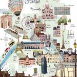 Dose of Pretty – Paris Illustration