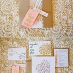 Soft and Romantic Wedding Invitations