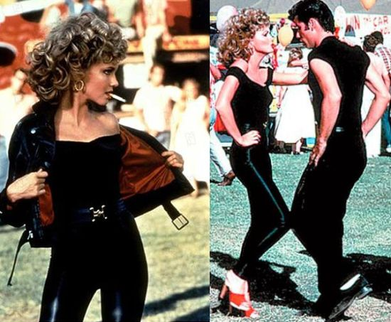 sc 1 st  Living for Pretty & costume idea for couples: danny and sandy from grease