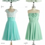 mint to be! seafoam bridemaids dresses