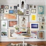 mixing it up – eclectic gallery walls