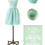 kitchen accents – mint