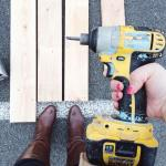 Women's Build Week – And DIY projects to build you building confidence