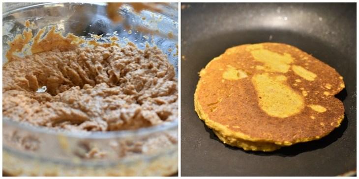 pancake process shots
