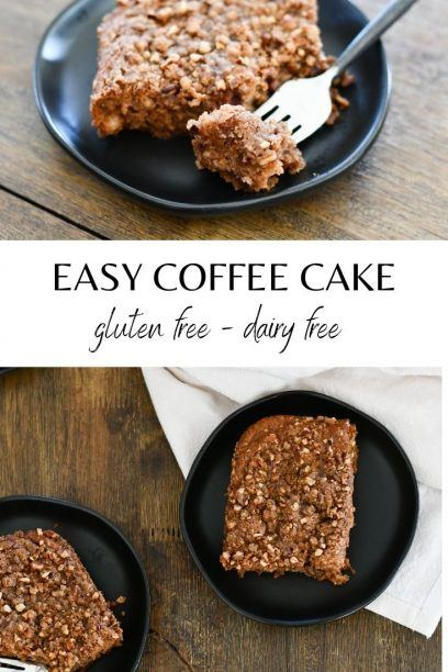 pin for gluten free coffee cake