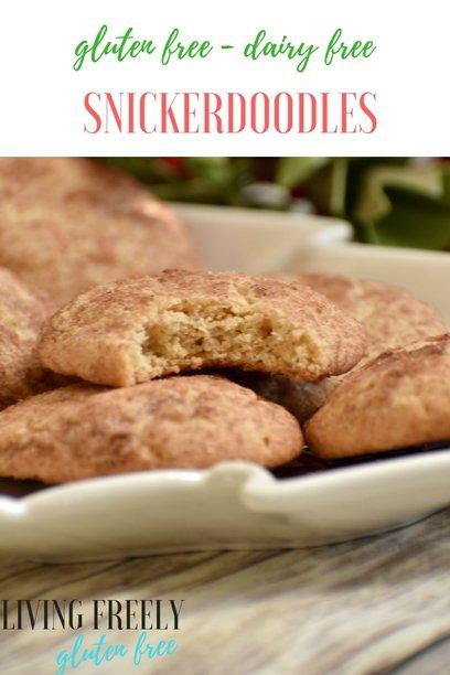 PIN Snickerdoodle cookies