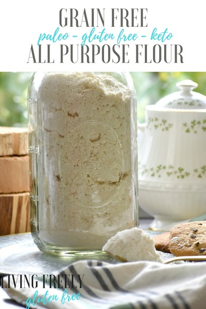 Paleo All Purpose Flour