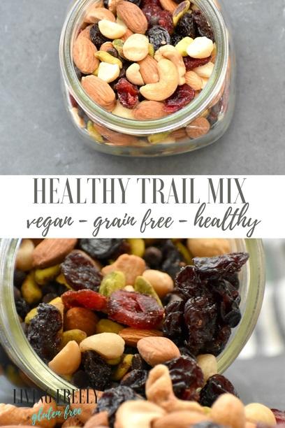 Healthy Trail Mix